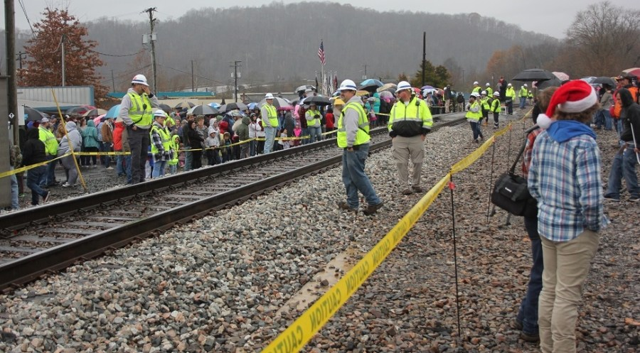 Csx Santa Train Its 76th Year Clinch Valley Times