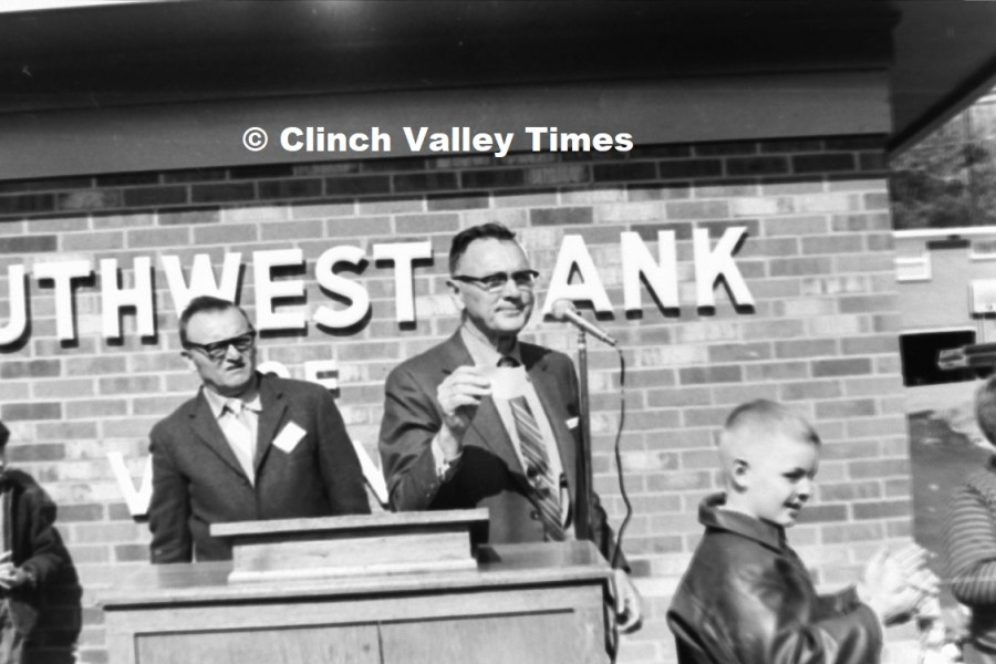 Southwest Bank grand opening Nov. 1971 (1)