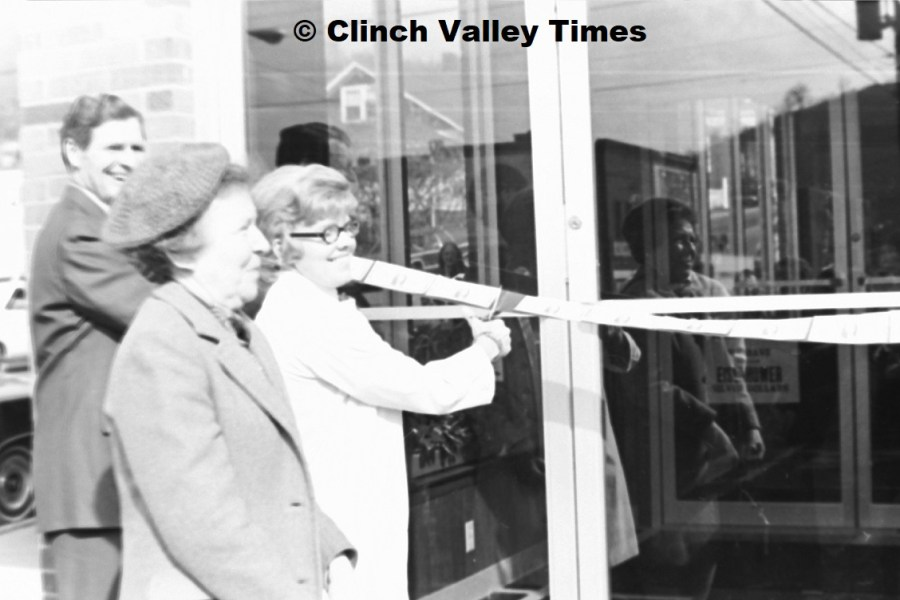 Southwest Bank grand opening Nov. 1971 (20)