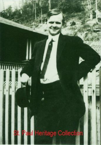 M. C. Matthews at Dante