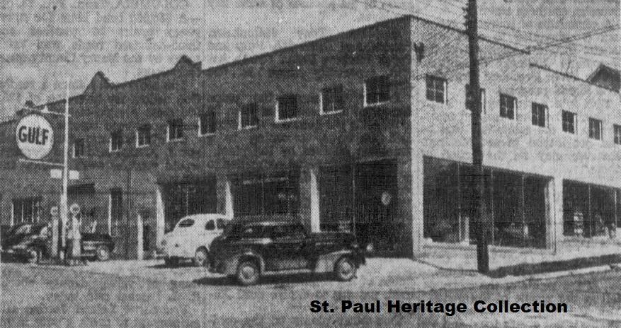 turner building - BHC feb. 24, 1948