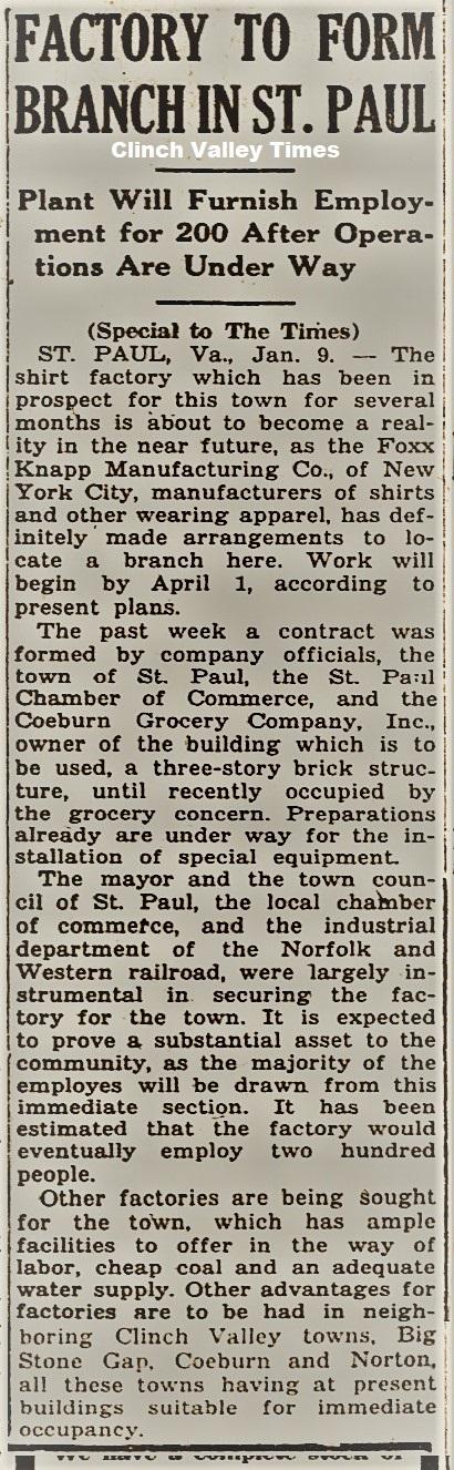 Kingsport_Times_Thu__Jan_9__1936_SHIRT FACTORY OPENS