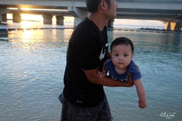 ▌2017沖繩自由行▌沖繩必遊景點之一♥那霸市區唯一海灘♥波上宮、波之上海濱
