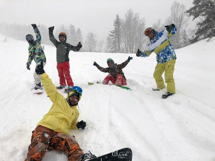 ▎日本滑雪中毒者▎亞洲最大滑雪場【志賀高原燒額山王子大飯店】X地獄谷看雪猴泡溫泉
