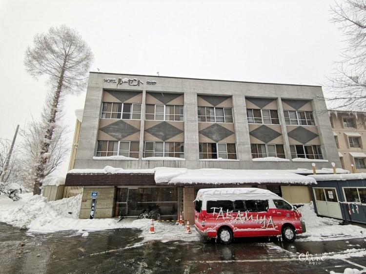 ▌藏王住宿推薦▌ Hotel Lucent Takamiya 藏王盧卡森高見屋飯店滑雪超方便,LAWSON 便利商店100公尺