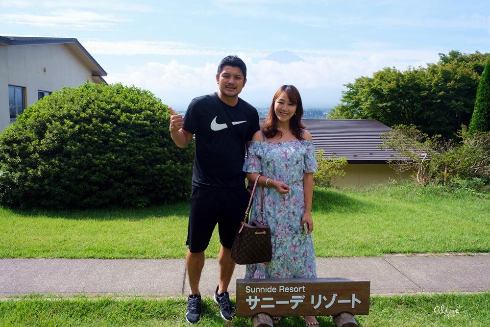 ▌河口湖住宿▌河口湖千一景飯店(Sunnide Resort Yamanashi)在房間泡湯世界級美景富士山就在你眼前