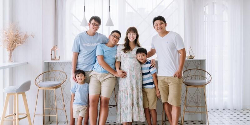▌結婚13周年▌全家福寫真 x CJ PAPA 西街阿爸