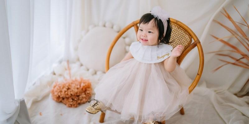 女寶寶必買的夢幻品牌【日本MARLMARL造型圍兜。澎澎裙】從0歲穿到6歲! 收涎寫真、周歲生日穿搭