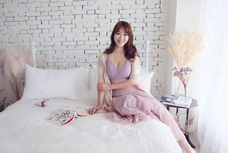 ▌超殺現貨團▌穿過會愛上!韓國Comfort Lab無鋼圈內衣+日本製SWEET MOMMY哺乳內衣