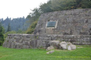 Newfound Gap Rockefeller Memorial