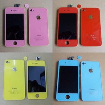 cambio colore iphone 4s, cambio colore iphone4 roma
