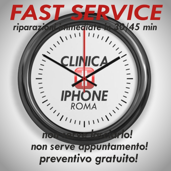 fast service ROMA