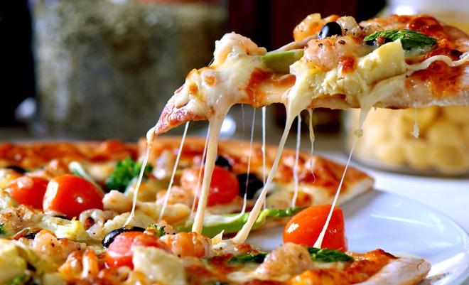 Пять рецептов приготовления вкусной пиццы