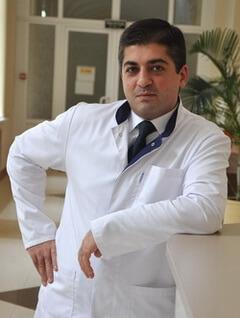 Акопян Гагик Нерсесович – доктор медицинских наук, онколог, уролог в Москве
