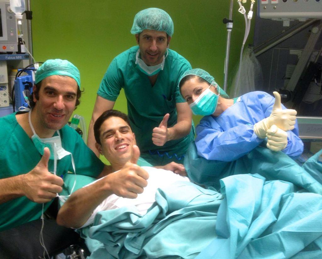 Dudas sobre una operación quirugica.Tenerlo todo claro