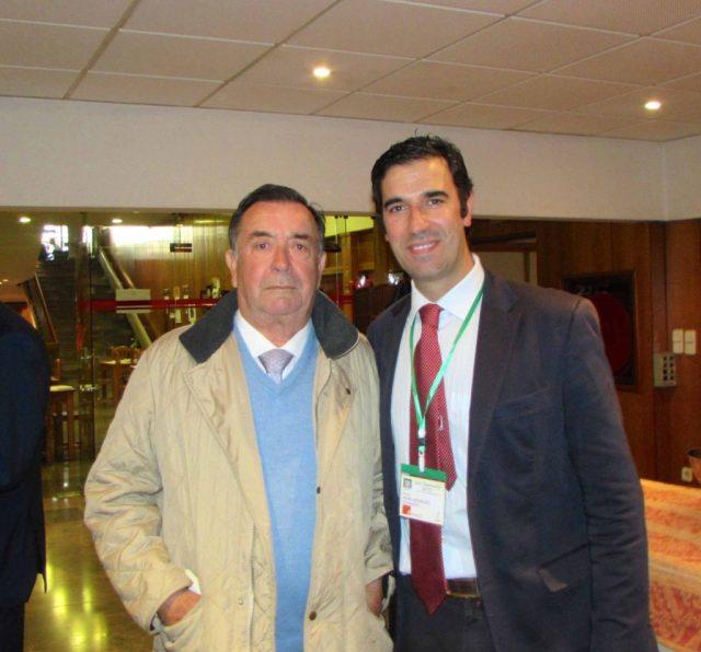 DRS BERNALDEZ PADRE E HIJO 70•º SEMINARIO SATO SEVILLA NOV 2014