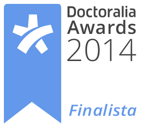 Doctoralia Awards 2014 Dr Bernaldez