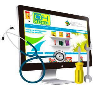 Actualización de la web clinicabernaldez.com