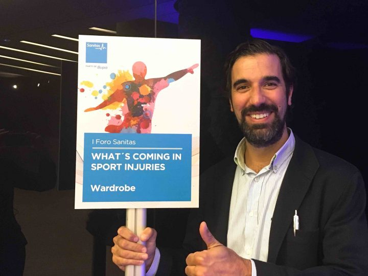 "Crónica I Foro Sanitas 2016 ""What´s coming in sport injuries"""