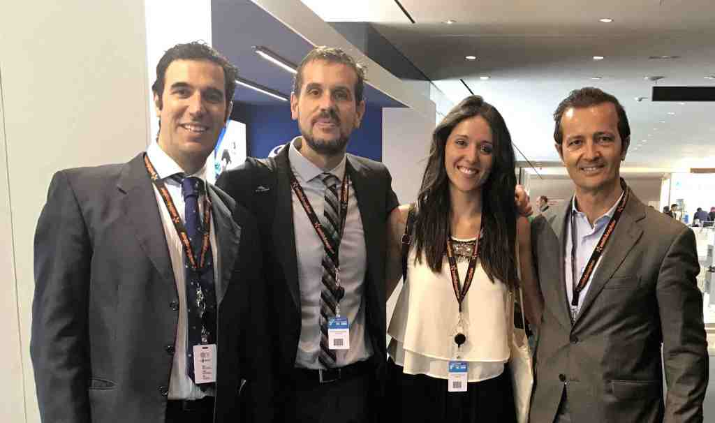 Drs Bernaldez, Carratala, Monica Gª y Villamor