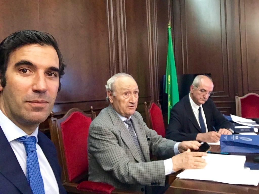 Drs Bernáldez, Guillen y Fernandez
