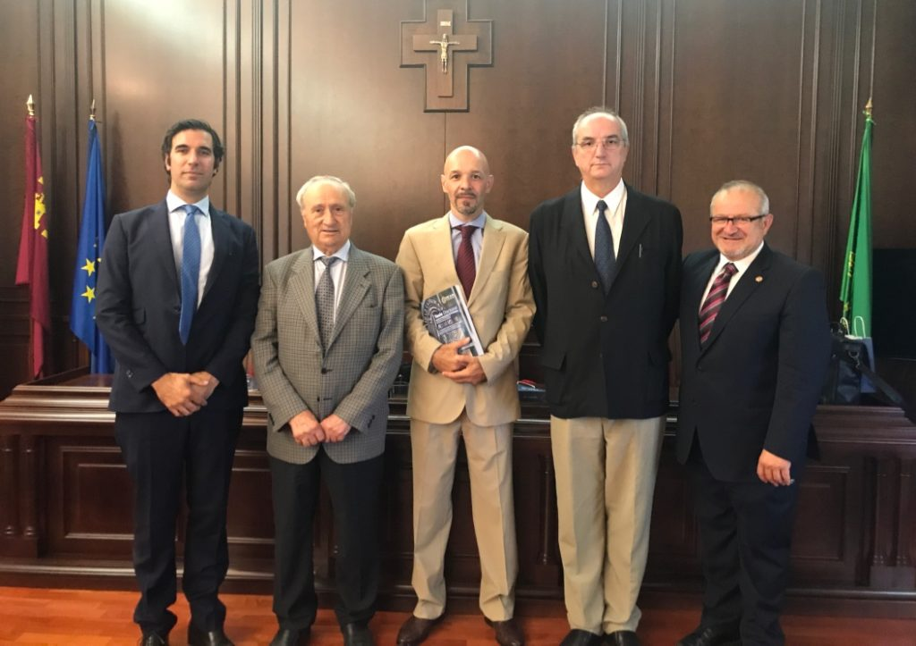 Drs Bernáldez, Guillen,Ubeda,Fernandez y Esparza