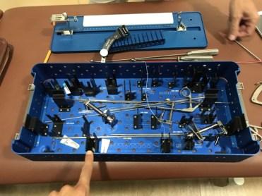 Rotura del Ligamento Cruzado Posterior. Cuando operarlo y tecnica quirurgica
