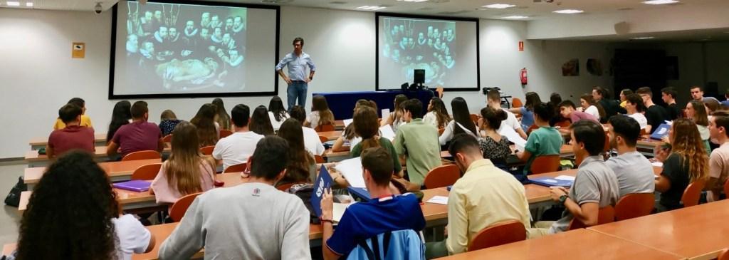 Profesor Universitario Dr Bernáldez Anatomia 1º año para Fisioterapeutas