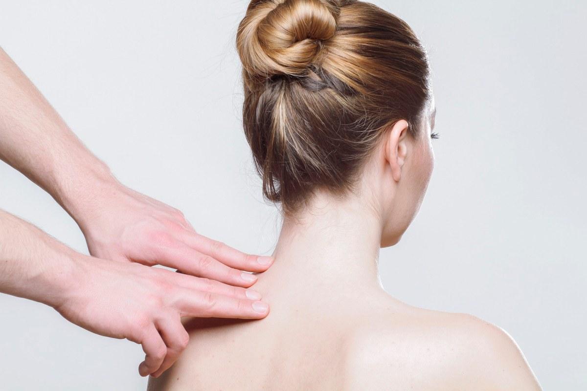 foto masaje de fisioterapia