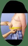 El perimetro de cintura da mucha informacion sobre el riesgo cardiovascular potencia en niños y adolescentes.