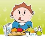 Las pautas nutricionales impuestas en los centros escolares parecen dar su fruto, ayudando a instaurar una alimentación mas equilibrada y a combatir la obesidad infantil.