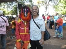 A amizade e alegria são ingredientes do festejo. Ribeirão Preto, 26.01.2014.