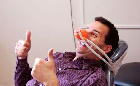 ¿Puede uno realmente relajarse en la silla del dentista?