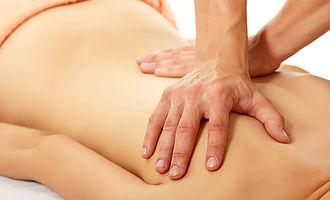 massagem terapêutica