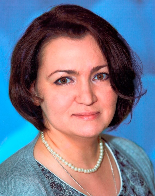 Синеглазова Альбина Владимировна