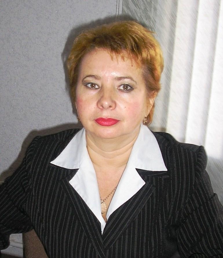 Каспрук Людмила Ильинична