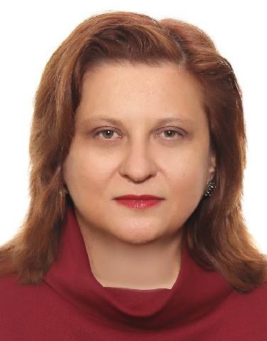 Сарвилина Ирина Владиславовна