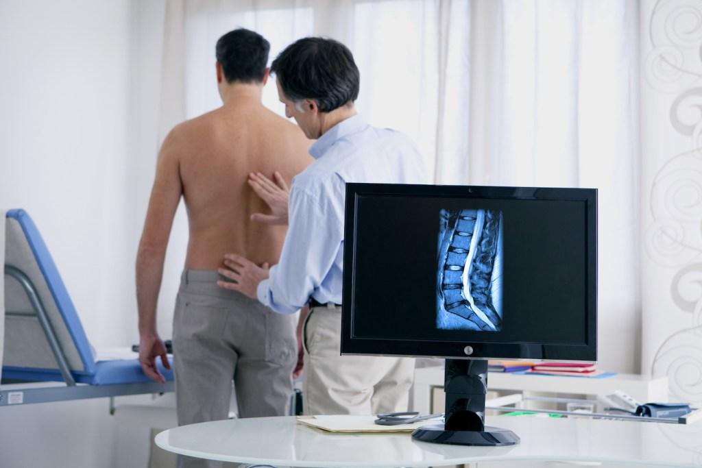 Diagnóstico da Hérnia Discal