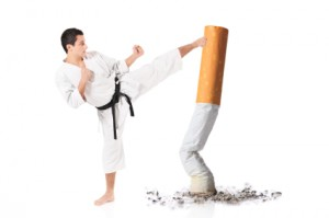 How to stop smoking tips to kick the habit