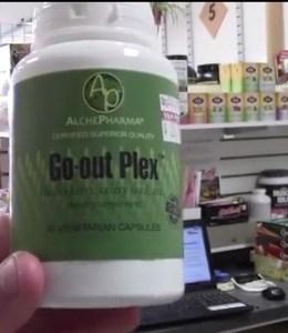 AlchePharma Gout Formula ( Go-Out Plex )