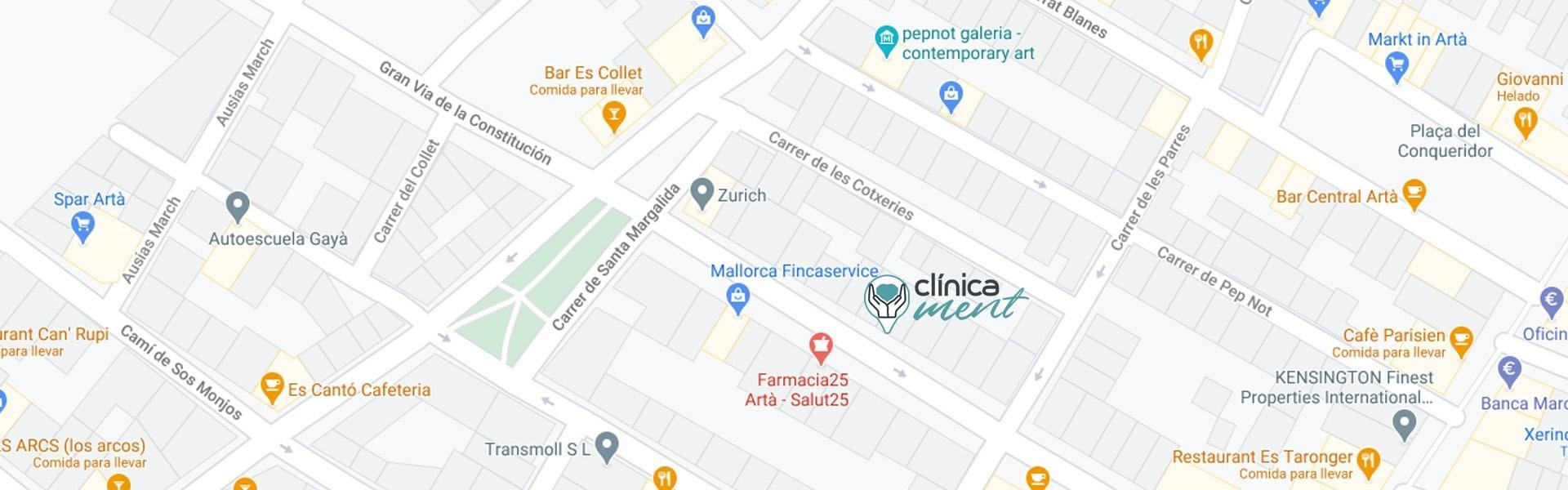 Clínica Ment, tu centro médico de confianza en Artà