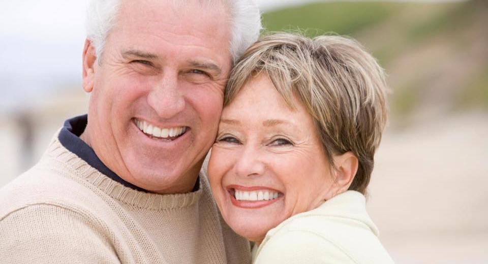 Salud dental en personas mayores