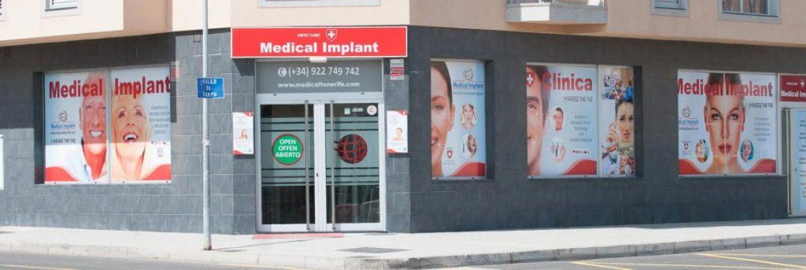Clínica dental Los Abrigos