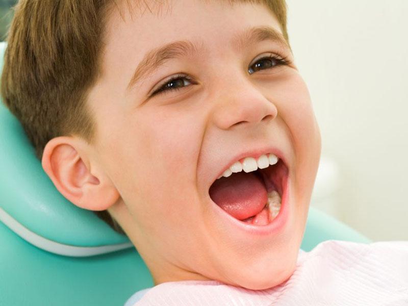 Salud oral del niño de 7 a 12 años