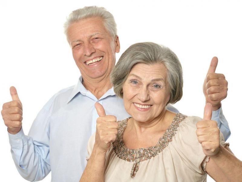 Problemas bucales en las personas mayores