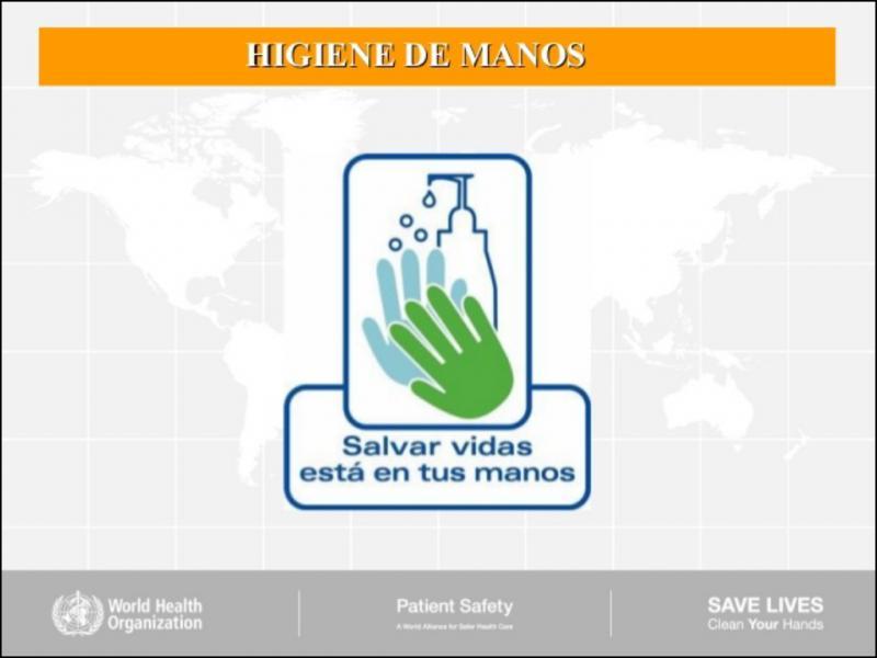 La importancia de la higiene de las manos