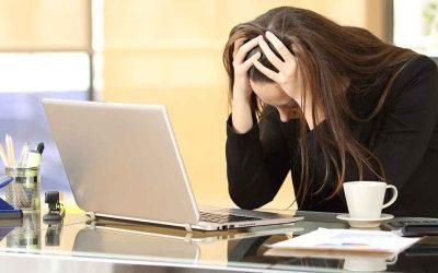 Estrés, un mal compañero de la salud bucodental