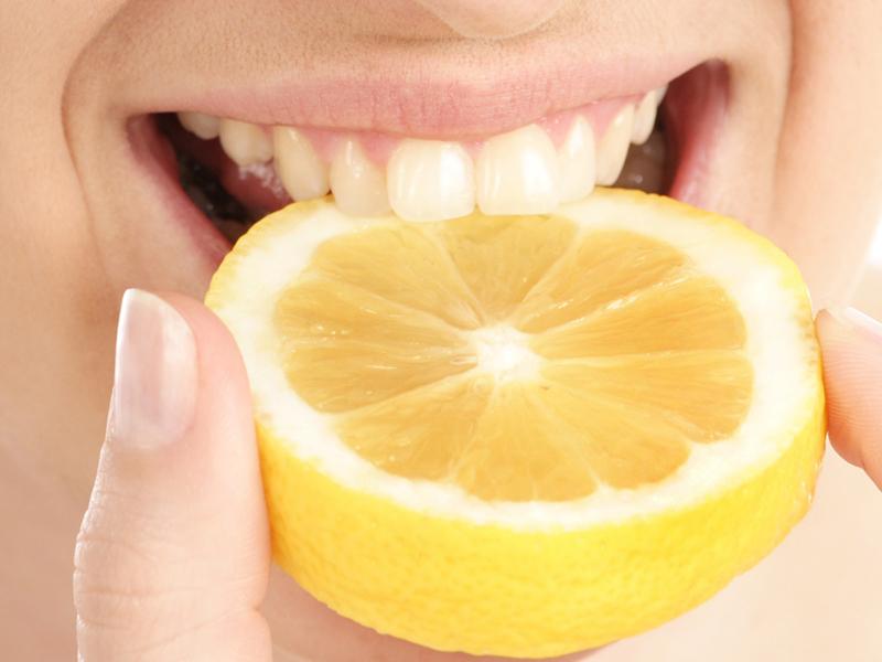 La erosión dental ¿Qué es y qué la produce?