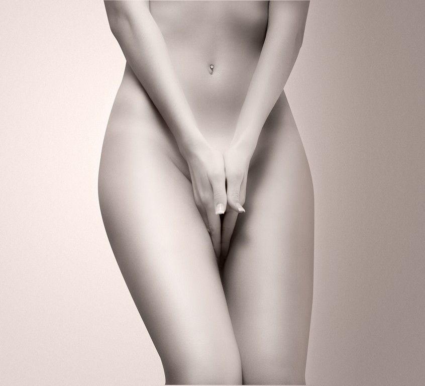 Lipoláser de pubis femenino