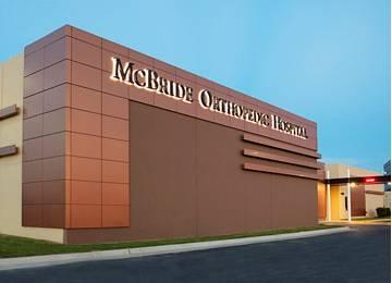 Mcbride clinic